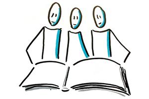 gemeinsam erarbeitetes Wissen im Wiki