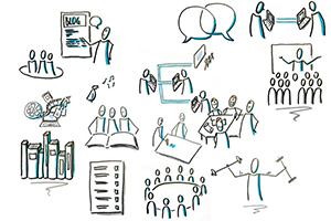Blended Learning --> alles ist möglich!